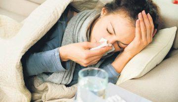 Bu kışın belası gergedan virüsü