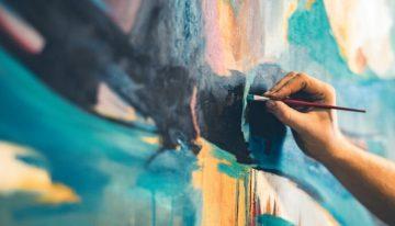 Sanatla uğraşmak stresi azaltıyor!